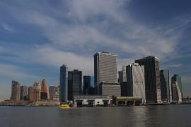Battery Park Skyline